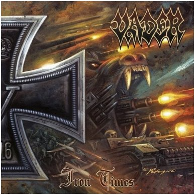 Vader - Iron Times Digi MCD