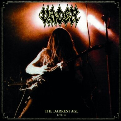 Vader - The Darkest Age-Live`93 Digi CD