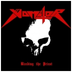Vomitor ‎- Bleeding The Priest LP
