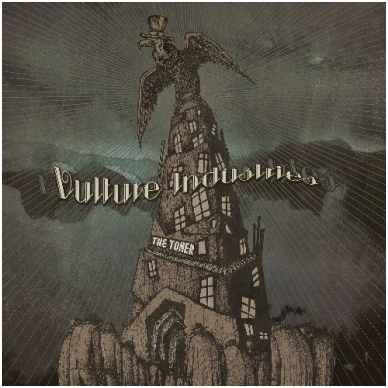 Vulture Industries ‎- The Tower Digi CD