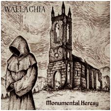 Wallachia - Monumental Heresy Digi CD
