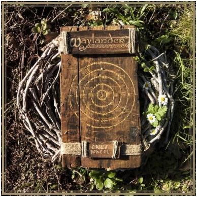Waylander - Ériú's Wheel CD (slipcase)
