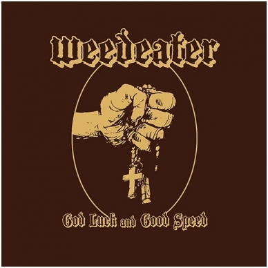 Weedeater - God Luck and Good Speed CD